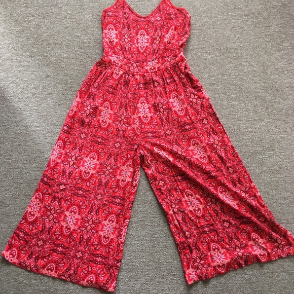 95da1d24bc0c Bohemian jumpsuit. NWT. Time and Tru